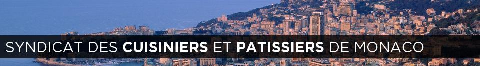 syndicat des cuisiniers et pâtissiers de Monaco -